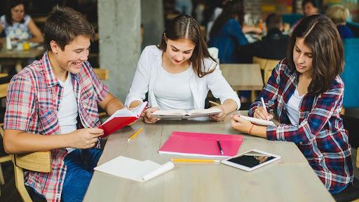estudiantes de bachillerato en estados unidos